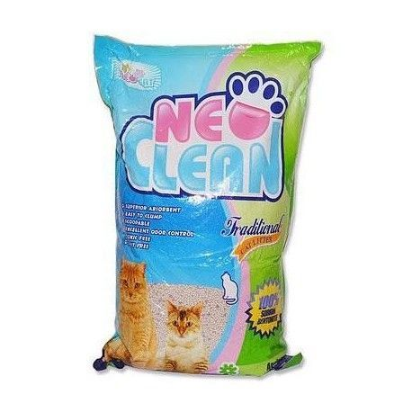 ARENA NEO CLEAN 4.15 KG AROMA MANZANA