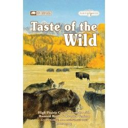 TASTE OF THE WILD HIGH PRAIRIE BISONTE VENADO 28LB