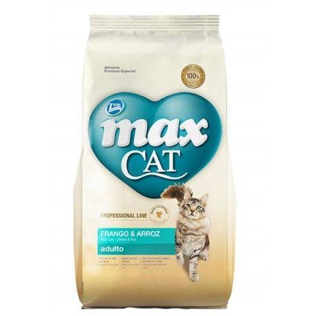 GATOS MAX CAT P. LINE ADULTO FRANGO & ARROZ 1KG ALIMENTO
