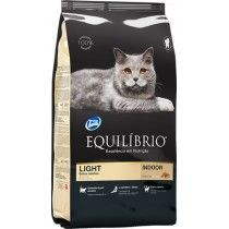 EQUILIBRIO GATO ADULTO LIGHT 1,5KG ALIMENTO