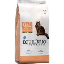 GATOS EQUILIBRIO VETERINARY OBESITY & DIABETIC 2KG ALIMENTO