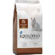 GATOS EQUILIBRIO VETERINARY INTESTINAL 2KG ALIMENTO