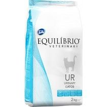 GATOS EQUILIBRIO VETERINARY URINARY 0,5KG ALIMENTO