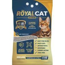 ARENA ROYAL CAT SCOOPABLE 5KG AROMA TALCO DE BEBE