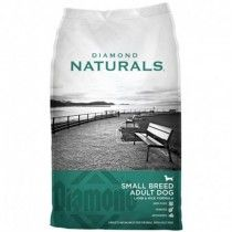 DIAMOND NATURALS SMALL BREED ADULTO RAZA PEQUEÑA 18 LB