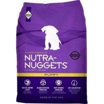 NUTRA NUGGETS PUPPY PERROS CACHORROS 3 KG