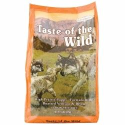 TASTE OF THE WILD HIGH PRAIRIE PUPPY BISONTE VENADO 5LB