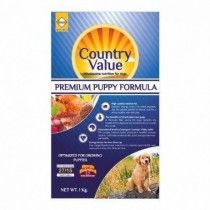 COUNTRY VALUE PERROS CACHORROS 7.5 KG