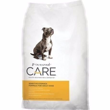 DIAMOND CARE PERROS CON ESTOMAGO SENSIBLE 25 LB