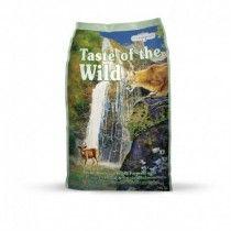 TASTE OF THE WILD FELINE ROCKY MOUNTAIN SALMON VENADO 500GR