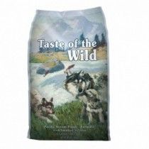 TASTE OF THE WILD PACIFIC STREAM PUPPY SALMON 28 LB