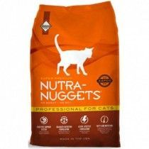 NUTRA NUGGETS GATOS PROFESIONAL 7.5KG