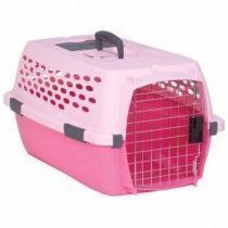 HUACAL KENNEL COMPASS MEDIANO COLOR ROSADO
