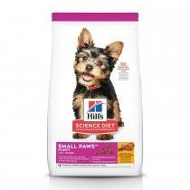 ALIMENTO HILLS C PUPPY TOY BREED 4,5LB