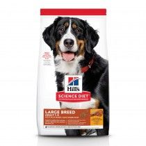 ALIMENTO HILLS ADULTOS LARGE BREED LAMB & RICE 33LB PERRO RAZA GRANDE