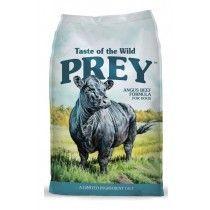 Taste Of The Wild Prey Angus Beef Perros Adultos 25lb Nueva Presentacion