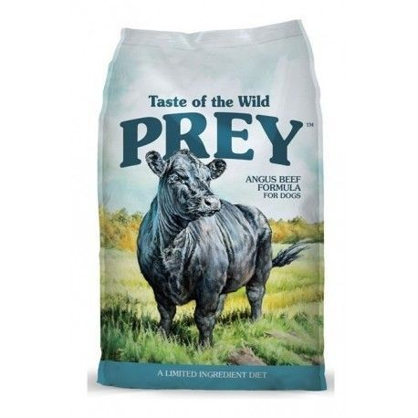 Taste Of The Wild Prey Turkey Pavo Perros Adultos 25lb