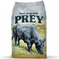 Taste Of The Wild Prey Gatos Angus Beef 15lb Nuevo