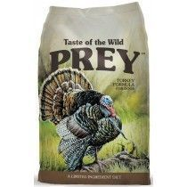 Taste Of The Wild Prey Turkey Pavo Perros Adultos 1Kg