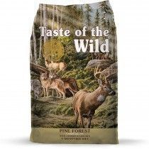 TASTE OF THE WILD  PINE FOREST  5 LB PERROS ADULTOS